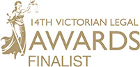 14th Victorian Legal Awards Winner Regional Lawyer Of The Year Award