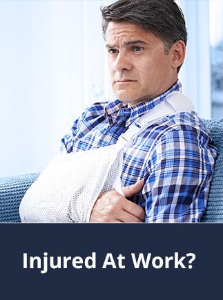 Injured At Work? Fortitude Legal can help, click this button to see further details on our work injury and WorkCover related services