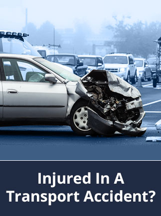 Injured In A Transport Accident? Fortitude Legal can help, click this button to see further details on our TAC accident related services