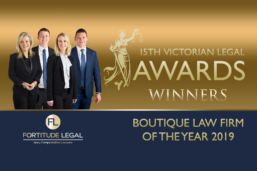 Winners - Boutique Law Firm of the Year 2019