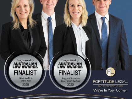 Finalists - Australian Law Awards 2020