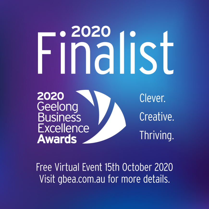 Finalists - Geelong Business Excellence Awards 2020