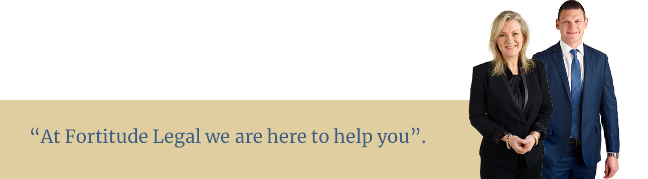 Fortitude Legal Injury Compensation Lawyers located in Ballarat, Bendigo and Geelong. Experts in TAC Transport Accident, WorkCover Compensation and Public Liability claims.